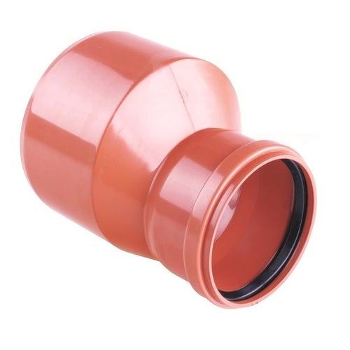 Redukcja kanalizacyjna zewnętrzna, PVC  fi 200/160 mm