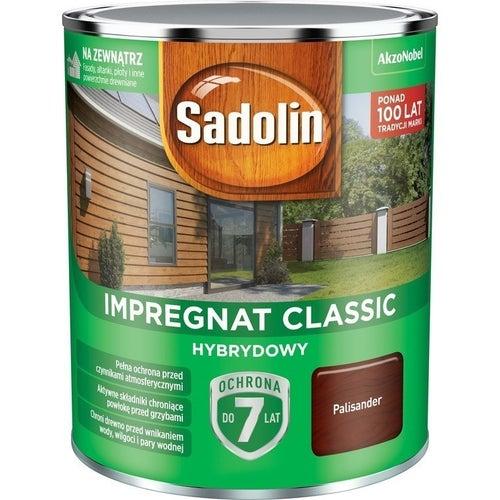Impregnat hybrydowy Sadolin Classic palisander 0,75l