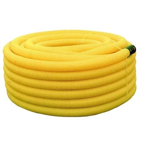 Rura drenarska fi 50 mm, dł. 50 mb PVC Scala Plastics