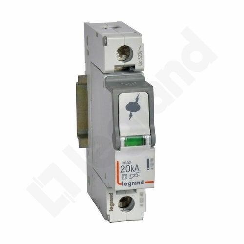 Ogranicznik przepięć ON 300 1P typ T2 (klasa C) 412220 Legrand