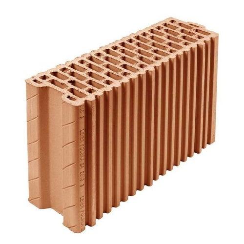 Pustak ceramiczny Thermopor 11.5 P+W 115x375x238 mm kl. 10 10,7 szt./m2