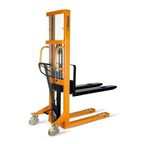 Wózek podn.widł.ręcz.PR 1000/1600 wym. 164x74x208 cm, 1000 kg