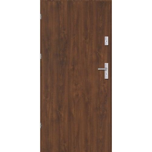 Drzwi wejściowe Vivo 90 cm, lewe, orzech