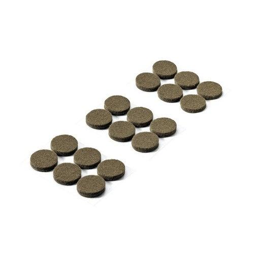 Podkładki filcowe samoprzylepne 22x4.5 mm 18 szt.