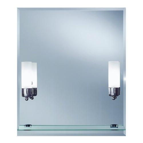 Lustro z oświetleniem Dubiel Vitrum Cento II 55x65 cm