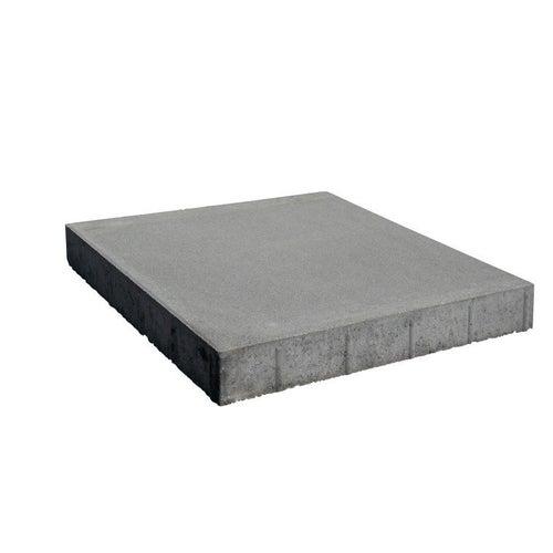 Płyta chodnikowa Pater szara 35x35x5 cm gładka