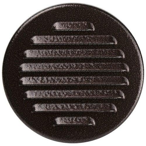 Kratka wentylacyjna metalowa fi 100 M9AN antyk