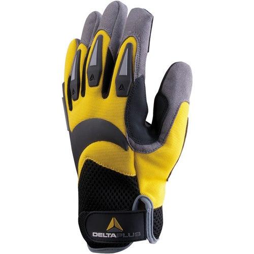 Rękawice z poliamidu, wzmacniane, rozmiar 11
