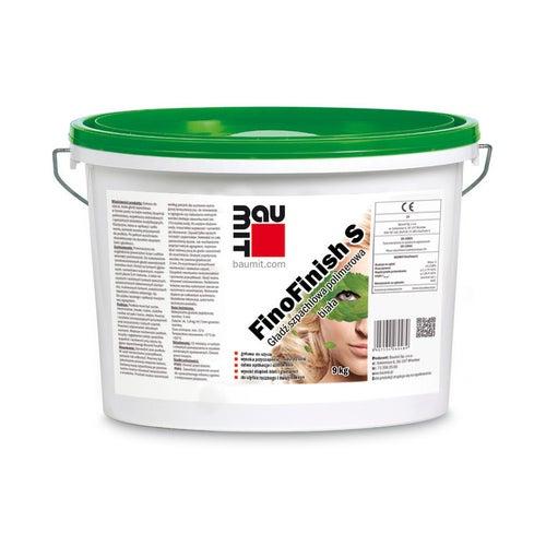 Gładź szpachlowa polimerowa Baumit 9 kg, biała