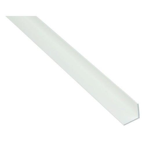Kątownik PCV biały 1000x20x20x1.5 mm