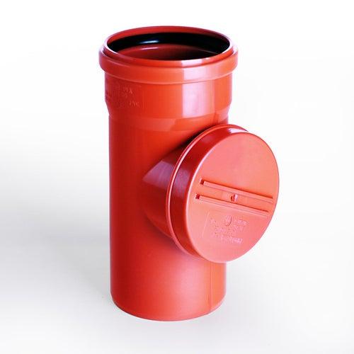 Rewizja kanalizacyjna zewnętrzna, PVC fi 160 mm