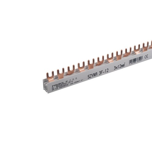 Szyna łączeniowa 3-fazowa 54 moduły E.4039A Pawbol