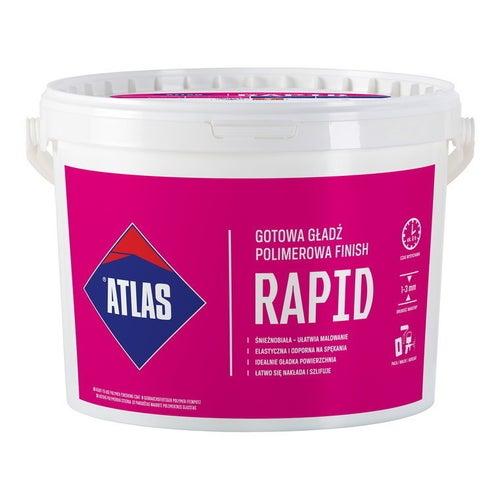 Gładź polimerowa Atlas Rapid 25 kg