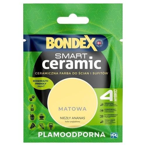 Farba Bondex Smart Ceramic niezły ananas 0,04l