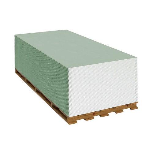 Płyta gipsowo-kartonowa wodoodporna EcoGips 1200x2600x12,5 mm GKBI typ H2