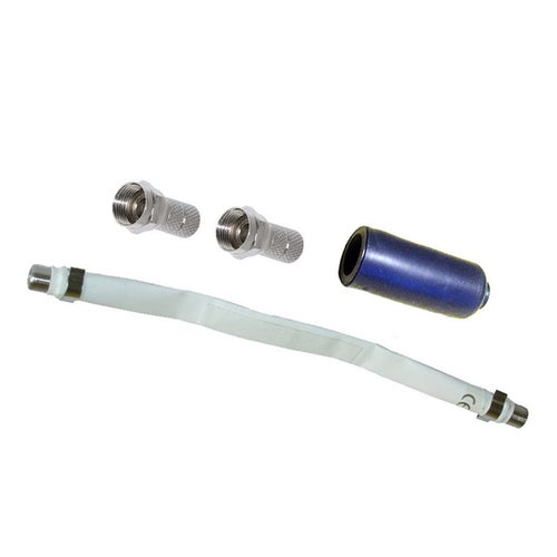 Przewód antenowy do połączeń przyokiennych 20cm