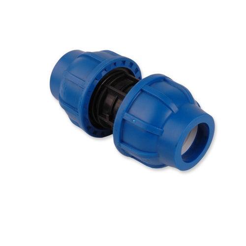 PE Złączka przelotowa 32x32 mm