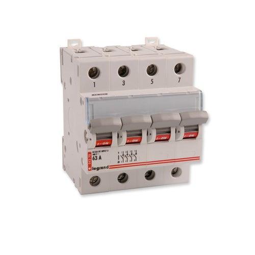 Rozłącznik izolacyjny FR 304 4P 63A TX3 692185 Legrand