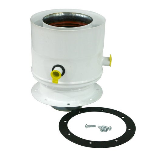 Adapter pionowy 80/125 mm