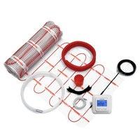 Zestaw ogrzewania podłogowego 2 m2 mata+regulator elektroniczny