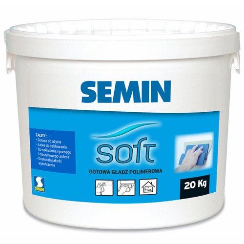Gładź polimerowa Semia Soft 20 kg
