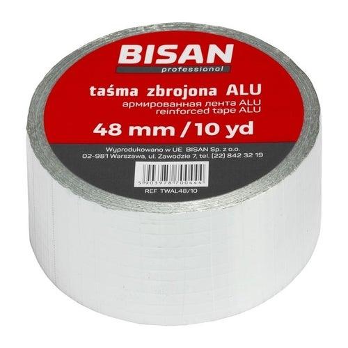 Taśma aluminiowa zbrojona 48 mm/10 yd