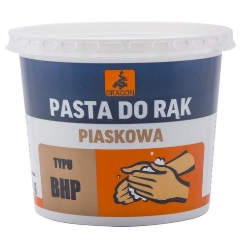 Pasta do rąk piaskowa Dragon szara 0,5kg