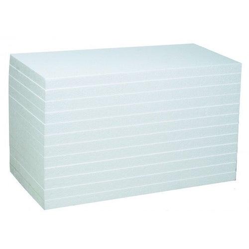 Styropian Izolbet Podłoga Premium 8 cm EPS 80 kPa 0,038 W/(mK) W/(mK) 3,5 m2