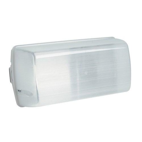 Oprawa Sezar 60W E27 IP44 biała