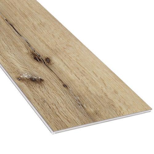 Panel podłogowy winylowy SPC dąb havana 4 mm kl. 33, 4V op. 2,196 m2
