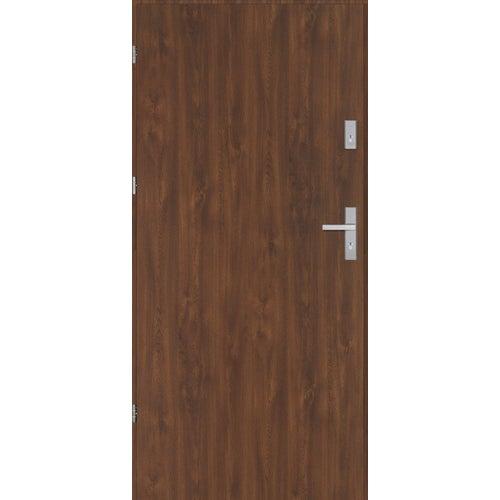 Drzwi wejściowe antywłamaniowe Imperia RC2 80 cm, lewe, orzechowy