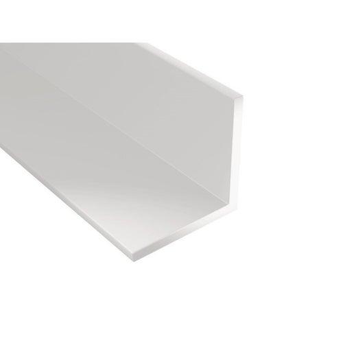 Kątownik PCV biały 1000x10x10x1 mm