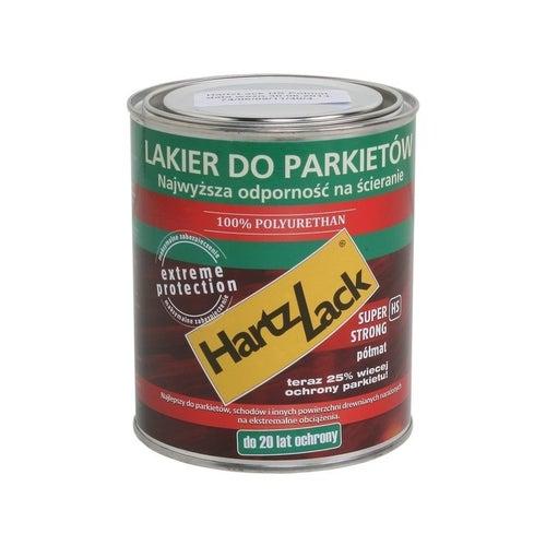 Lakier HartzLack półmat 0,75l