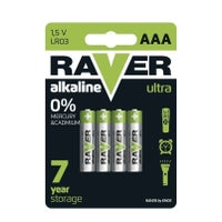 Bateria Raver LR03 (AAA) 1,5V 4szt