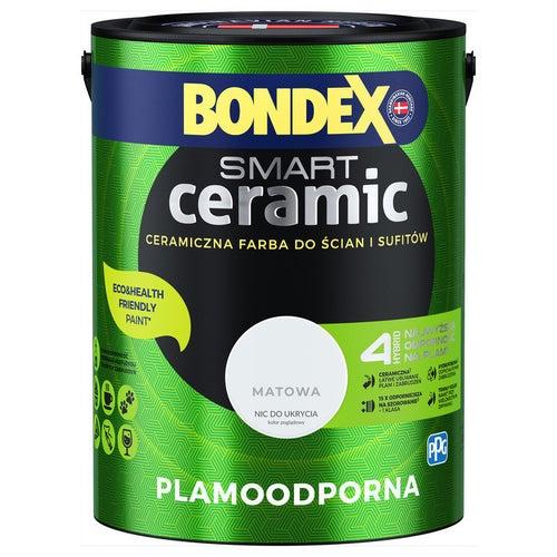 Farba Bondex Smart Ceramic nic do ukrycia 5l