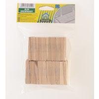 Kliny dylatacyjne drewniane 25szt