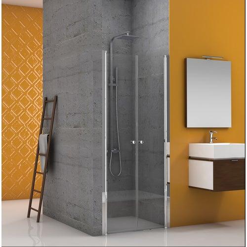 Drzwi prysznicowe Kabri Loft 80x190 cm BR-0013
