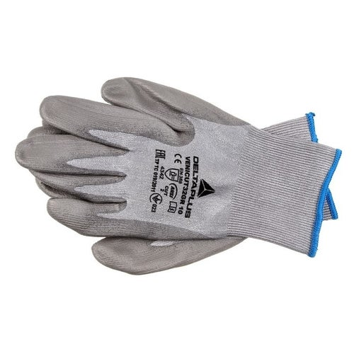 Rękawica dziana z włókna, ścieg 15, rozmiar 8