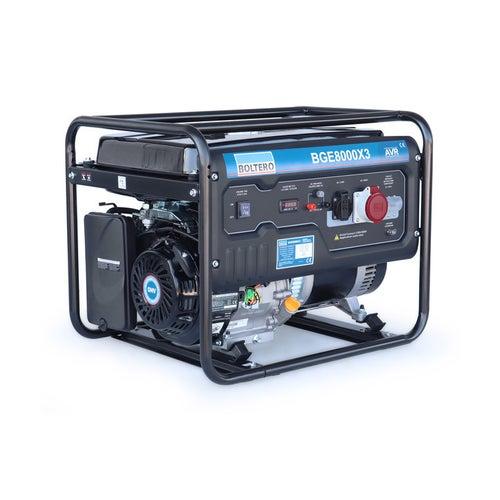 Agregat prądotwórczy 6,5KW BGE8000X3 Boltero