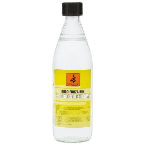 Rozcieńczalnik chlorkauczukowo-poliwinylowy Dragon 0,5l