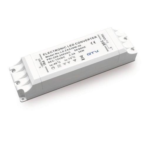 Zasilacz LED 30W 230VAC/12VDC IP20
