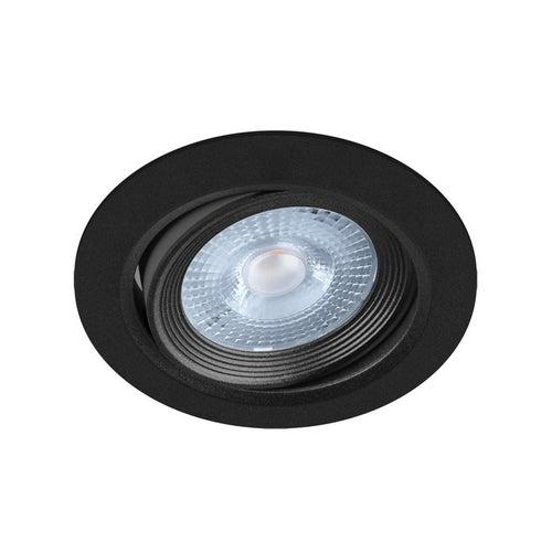 Oczko sufitowe Moni LED C 5W 400lm 3000K czarne