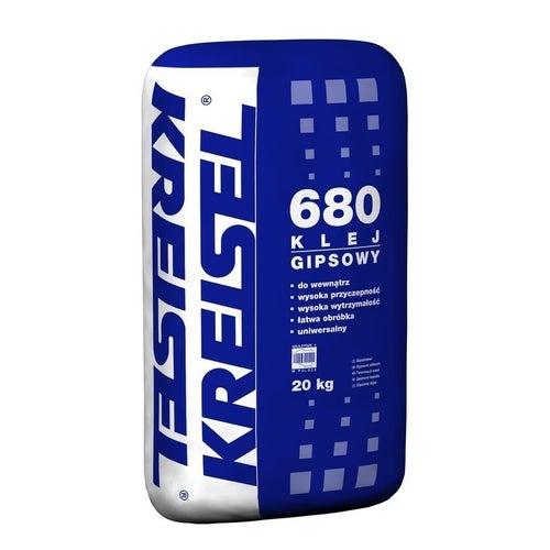 Klej gipsowy Kreisel 680 20 kg