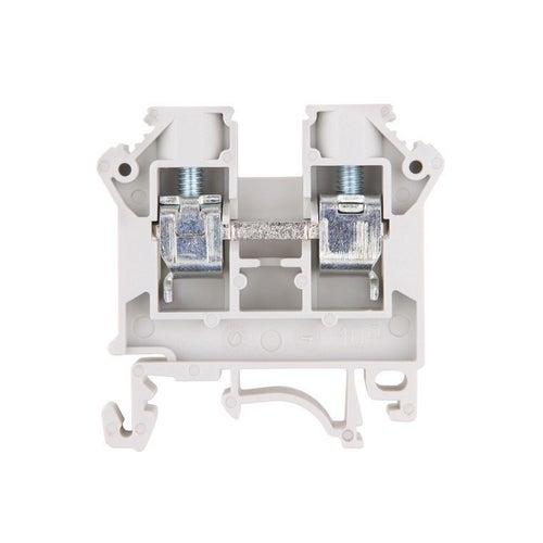 Złączka szynowa ZSG 10 2,5-10mm2 TS 32, 35 szara