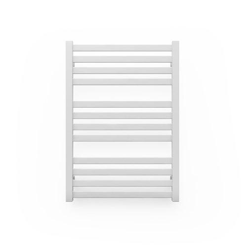 Grzejnik łazienkowy Rytm 71x50 cm, biały