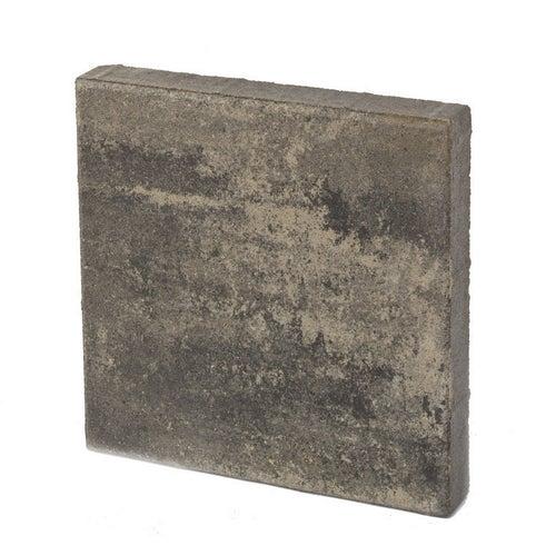 Płyta ogrodowa Bruk-Bet Przełom skalny wapień gr. 4 cm gładka wym.30x30 cm