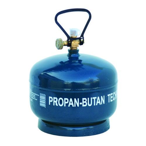 Butla gazowa turystyczna 4,8 kg propan-butan