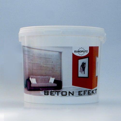 Tynk dekoracyjny Beton Efekt bianco 7,5kg