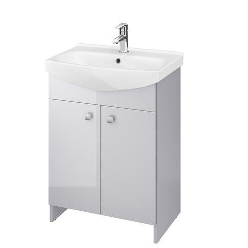 Zestaw szafka z umywalką Cersanit Rubid 60 cm S801-261-DSM