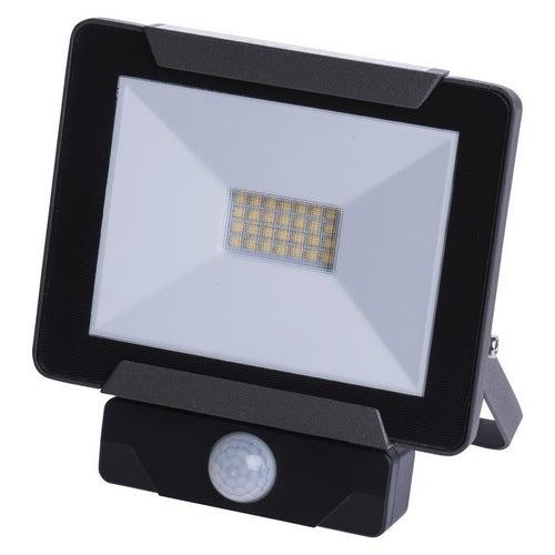 Naświetlacz LED 20W 1600lm 4000K IP54 z czujnikiem ruchu